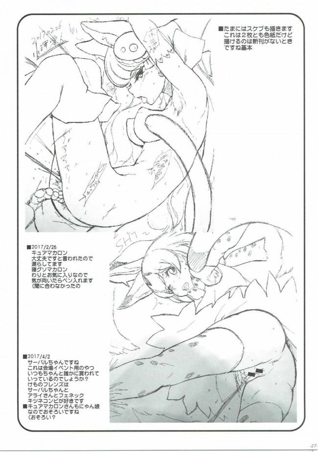 【プリアラ エロ同人】路地裏のプリキュア (28)