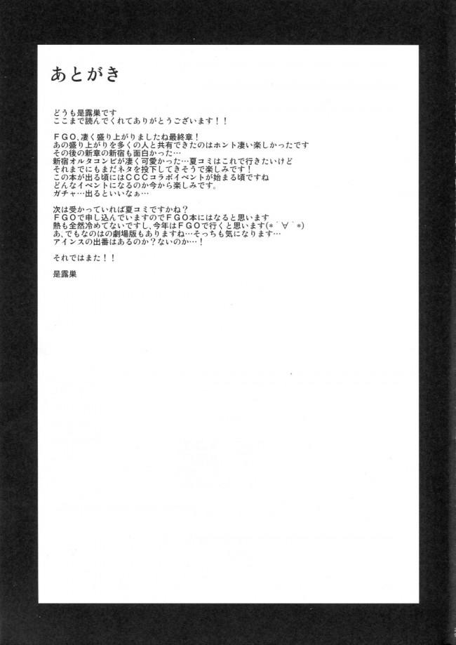【FGO エロ同人】王様のお仕事 (27)