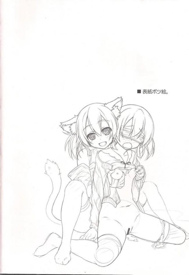【SAO エロ漫画・エロ同人】Digital × Temptation 4 (6)