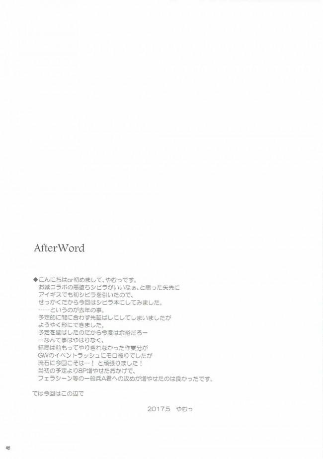 【アイギス エロ漫画・エロ同人】闇夜に彷徨うプリンセス (24)