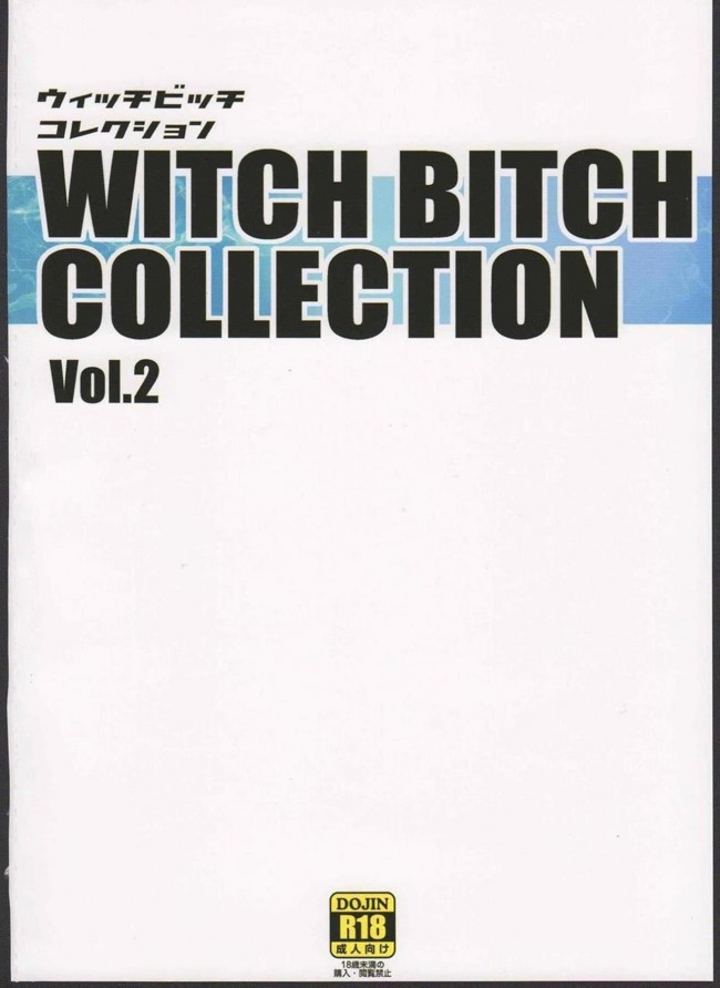 【FAIRY TAIL エロ漫画・エロ同人誌】Witch Bitch Collection Vol.2 (52)
