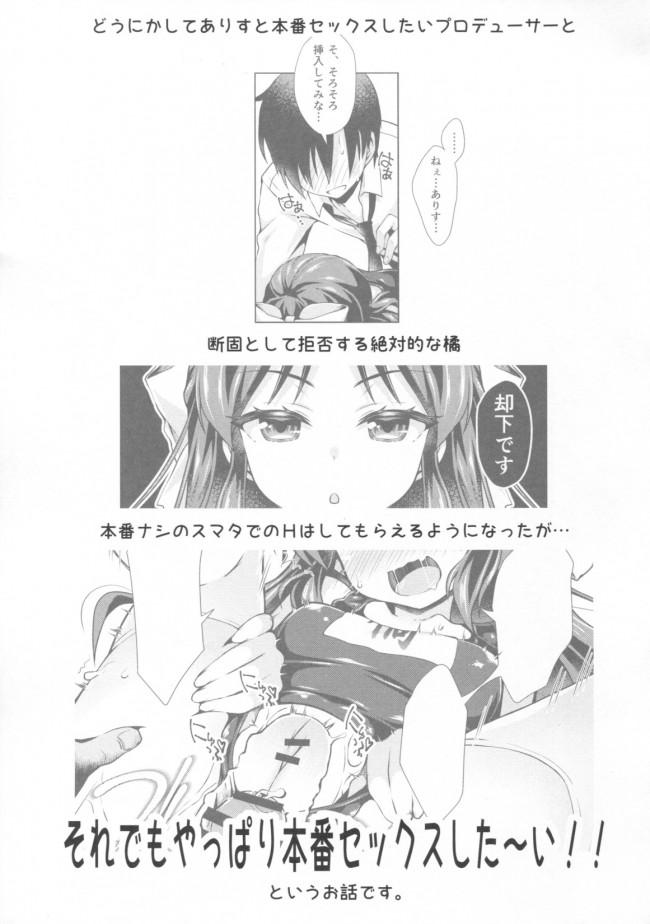 【モバマス エロ漫画・エロ同人】ALICE LOTION (4)