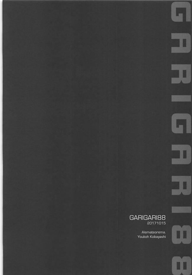 【東方 エロ漫画・エロ同人】GARIGARI 88 (18)
