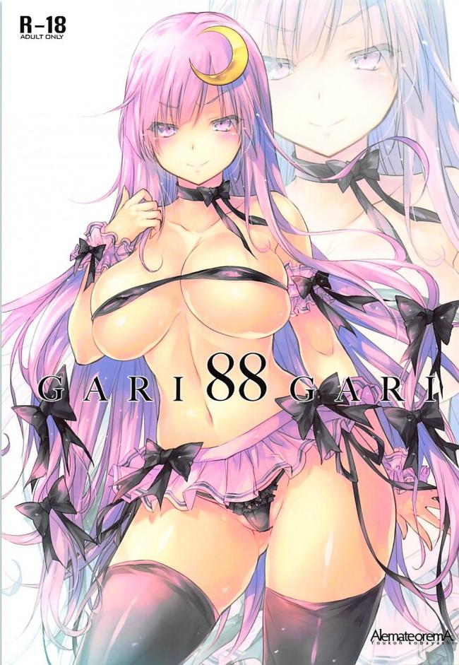 【東方 エロ漫画・エロ同人】GARIGARI 88 (1)