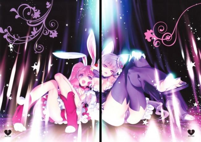 【プリキュア エロ漫画・エロ同人】少女用少女 Vol.1 プリキュアアラモード編 (7)