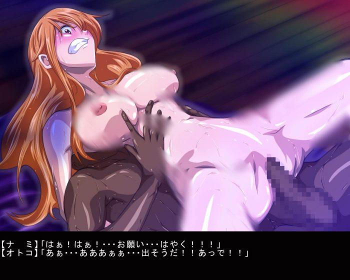 【エロ同人 ワンピース】官能天棒【無料 エロ漫画】 (113)