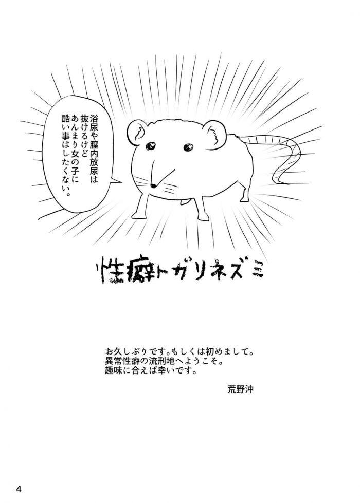 【エロ同人 東方Project】可愛い女の子たちにおしっこかけまくりプレイ集。【無料 エロ漫画】 (4)